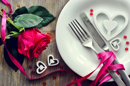 Enolocanda cena romantica